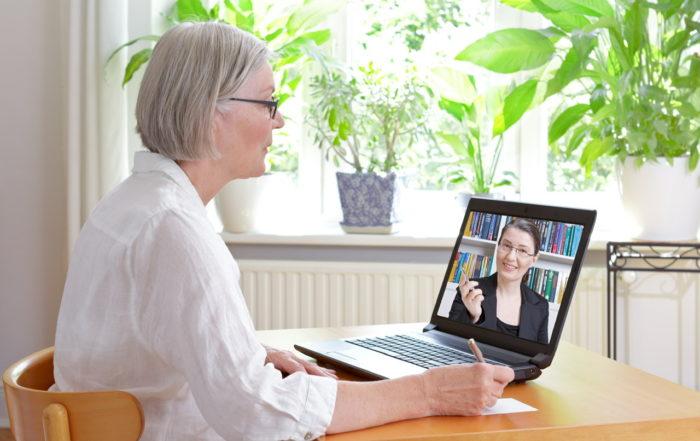 Speech pathology telehealth