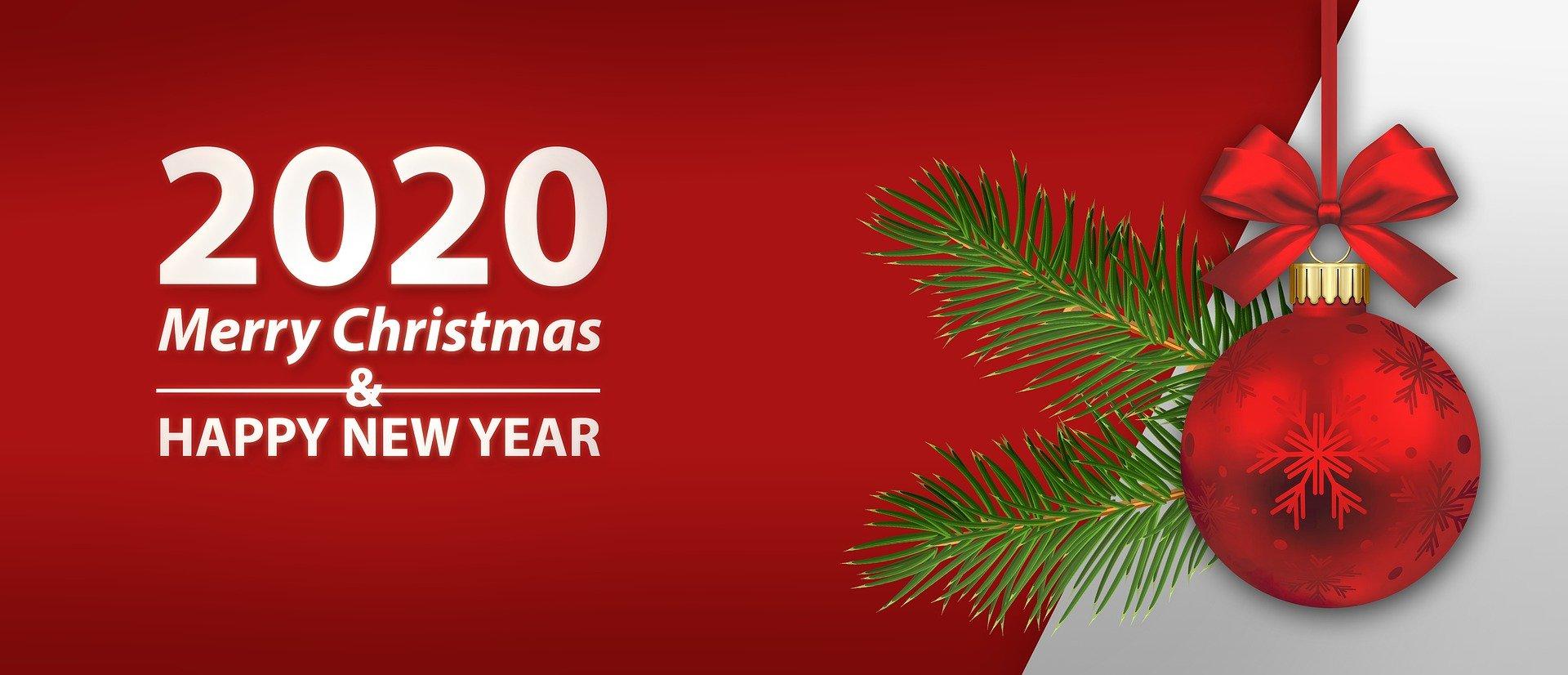 Christmas Hours 2020